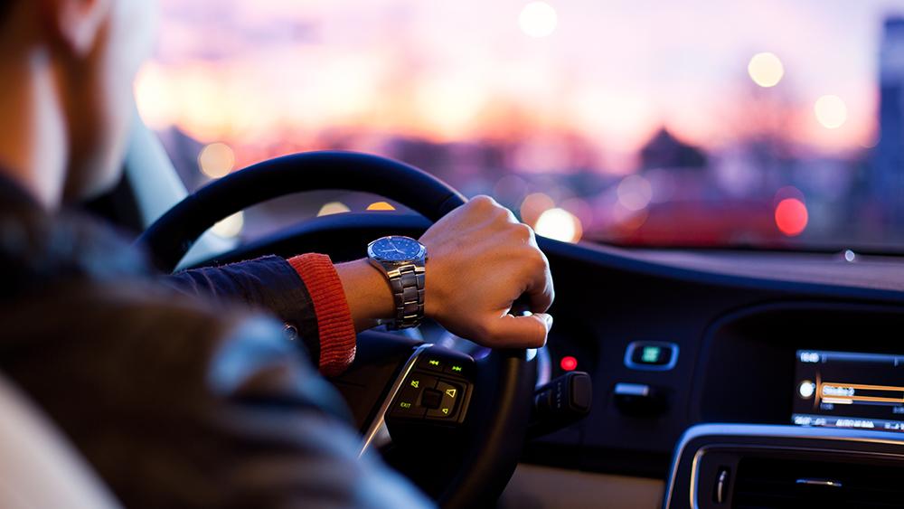 Qual melhor horário para aula de direção?