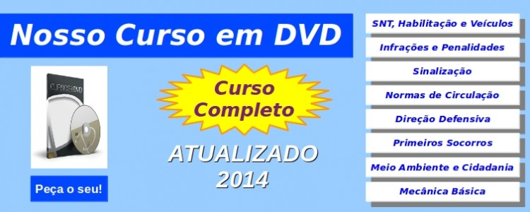 Banner DVD AZUL