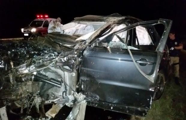 O acidente de Cristiano Araújo