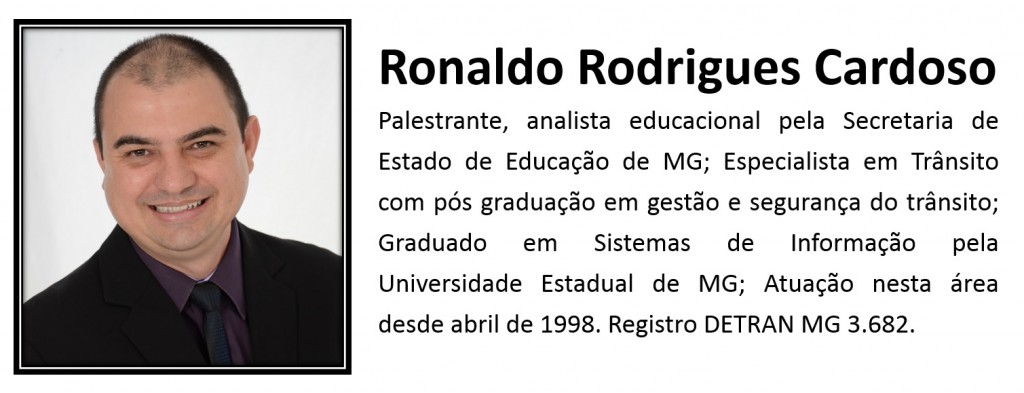 Palestrante Ronaldo Cardoso