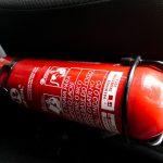 A volta do Extintor de Incêndio