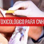 Exame Toxicológico – O que penso disso