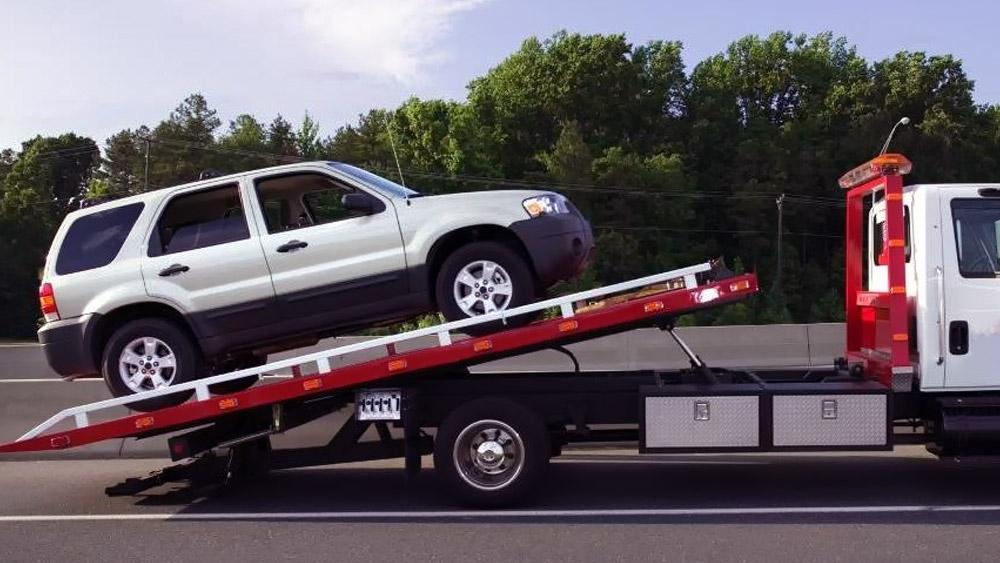 Remoção do veículo por IPVA atrasado