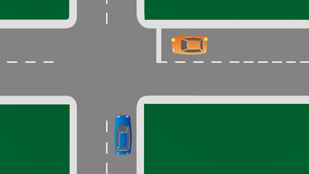 A Linha de Retenção obriga a parar o veículo?