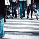 Multa para pedestres está liberada pelo Contran