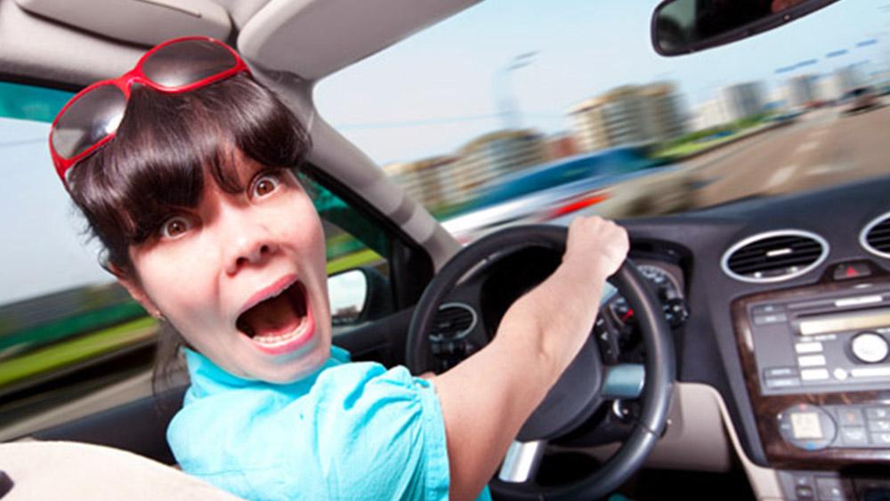 Como controlar o nervosismo na hora da prova de direção do Detran