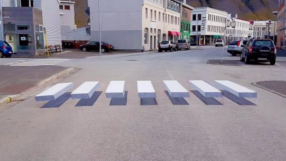 Faixa de pedestres - equívocos em sua implantação
