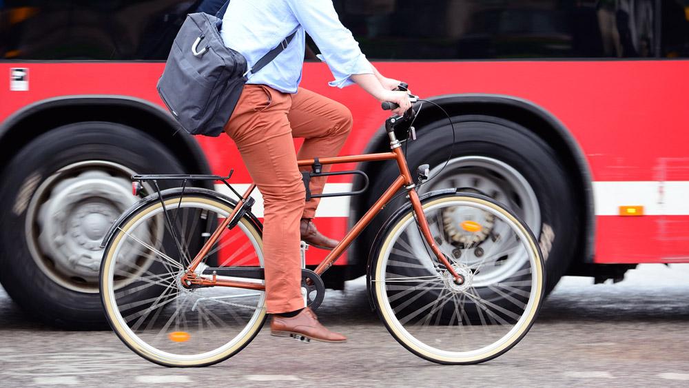 Regras para bicicletas, no trânsito