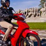 A proliferação dos ciclomotores no trânsito