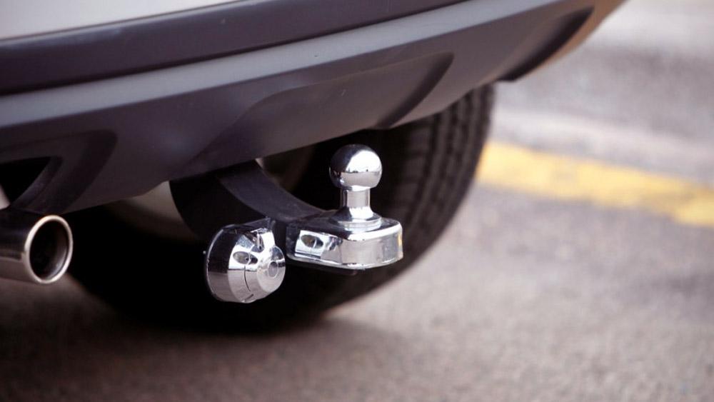 O Engate de reboque no seu automóvel é legal?