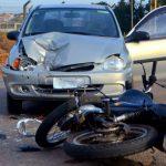 Acidente entre carro e moto é atropelamento – Mito ou Verdade?
