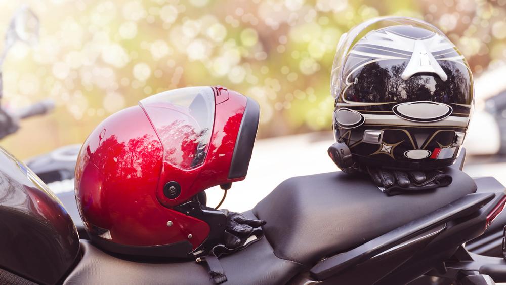 Proibição do uso do capacete