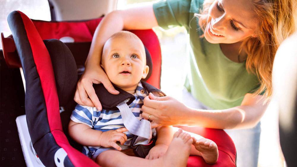 Decisão do STF pode desobrigar o uso de cadeirinha para crianças em veículos