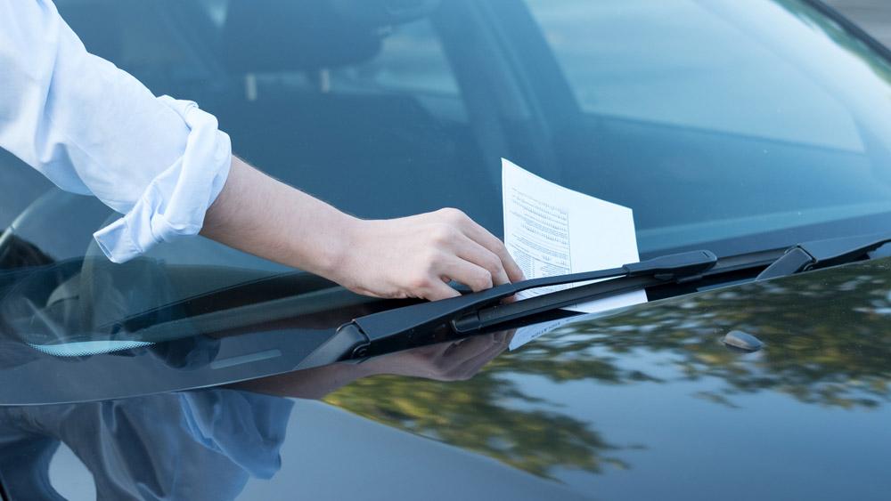 Multa NIC para veículos de empresas
