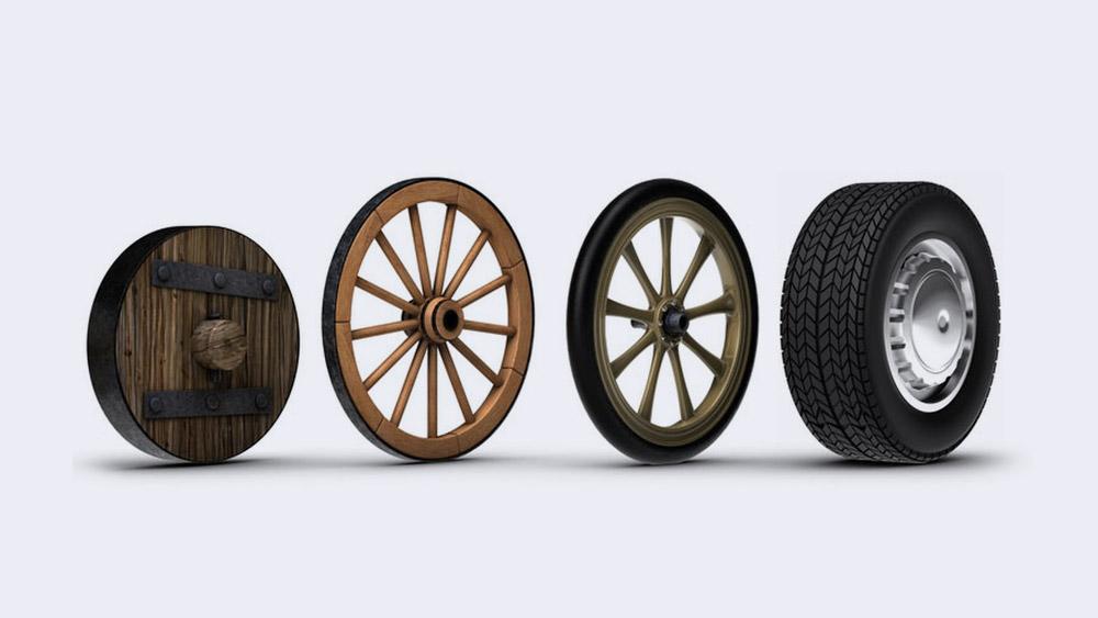 Invenção do comportamento sobre rodas