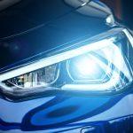 Luz de LED nos veículos