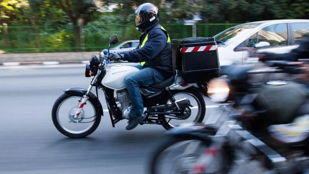 Transporte Remunerado de Carga em Motocicleta