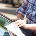 Advertência por Escrito NÃO registra pontuação para o infrator