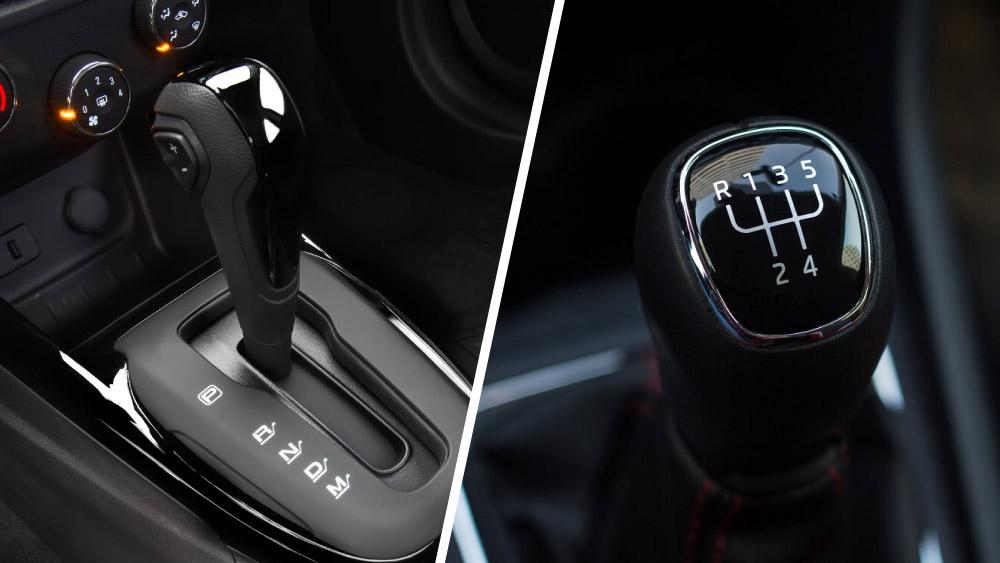 Qual a diferença entre dirigir um carro automático e um manual
