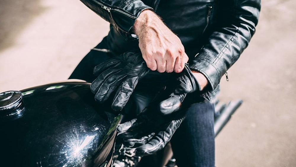 Vestuário de proteção para motociclistas