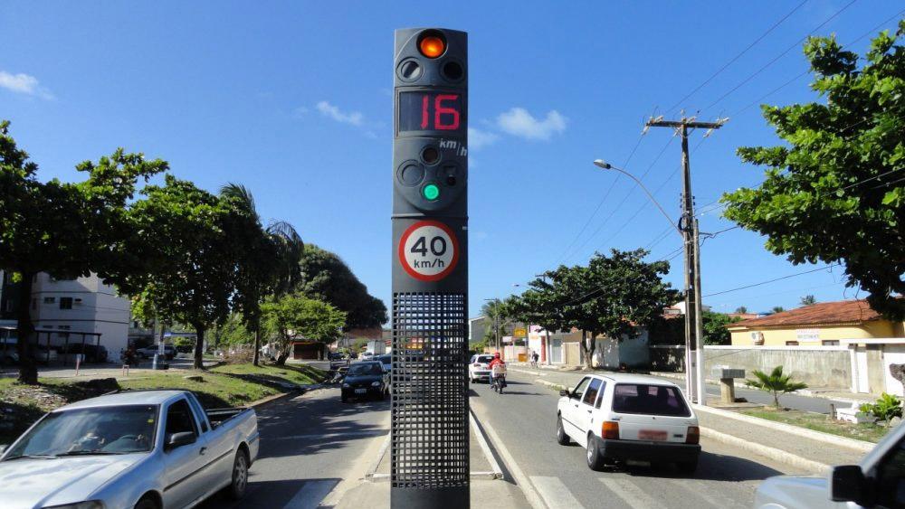 Contran altera regras para a fiscalização eletrônica de velocidade