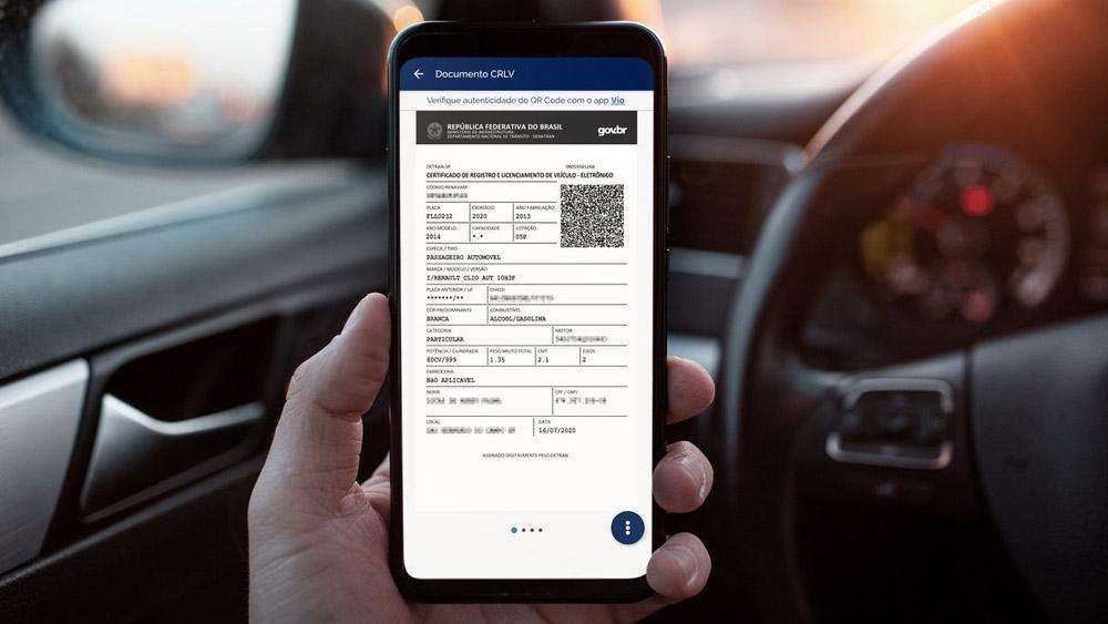 Documento de Registro e o Licenciamento dos veículos conforme nova lei de trânsito